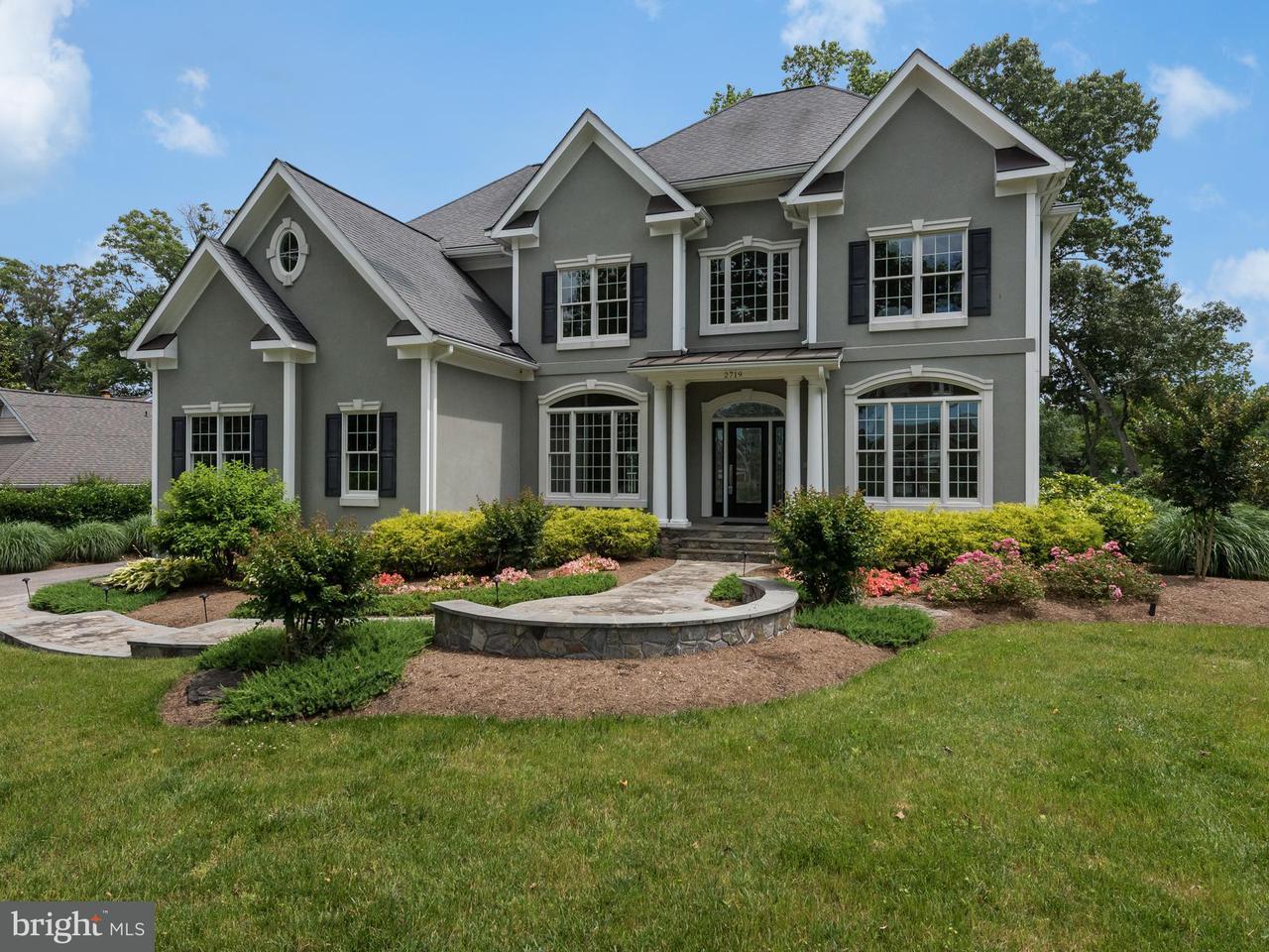 獨棟家庭住宅 為 出售 在 2719 HAMBLETON Road 2719 HAMBLETON Road Riva, 馬里蘭州 21140 美國