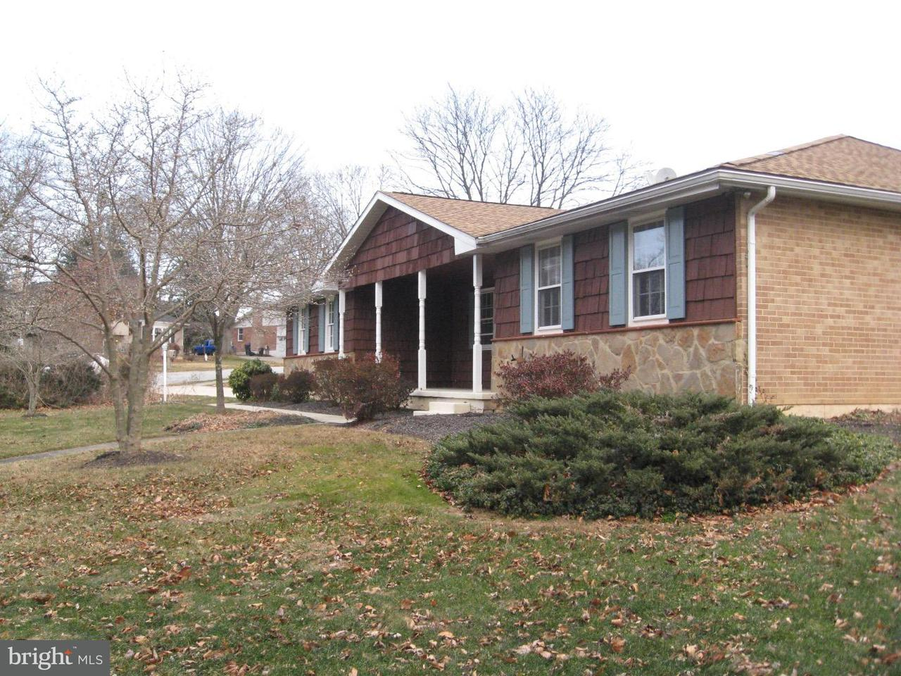Einfamilienhaus für Mieten beim 2501 KINGMAN Drive Wilmington, Delaware 19810 Vereinigte Staaten