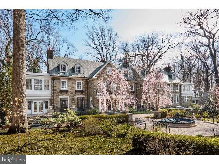 Single Family Home for Sale at 489 UPPER GULPH Road Radnor, Pennsylvania 19087 United States