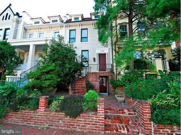 Townhouse for Sale at 1319 21st St Nw 1319 21st St Nw Washington, District Of Columbia 20036 United States