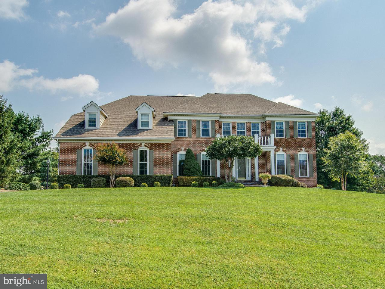 Single Family Home for Sale at 9625 GREENEL Road 9625 GREENEL Road Damascus, Maryland 20872 United States