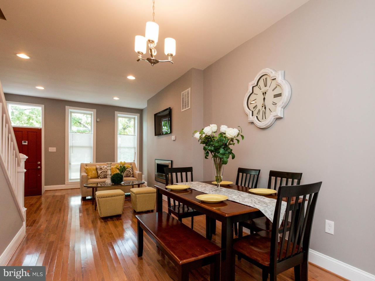Single Family for Sale at 1416 Broadway Baltimore, Maryland 21213 United States