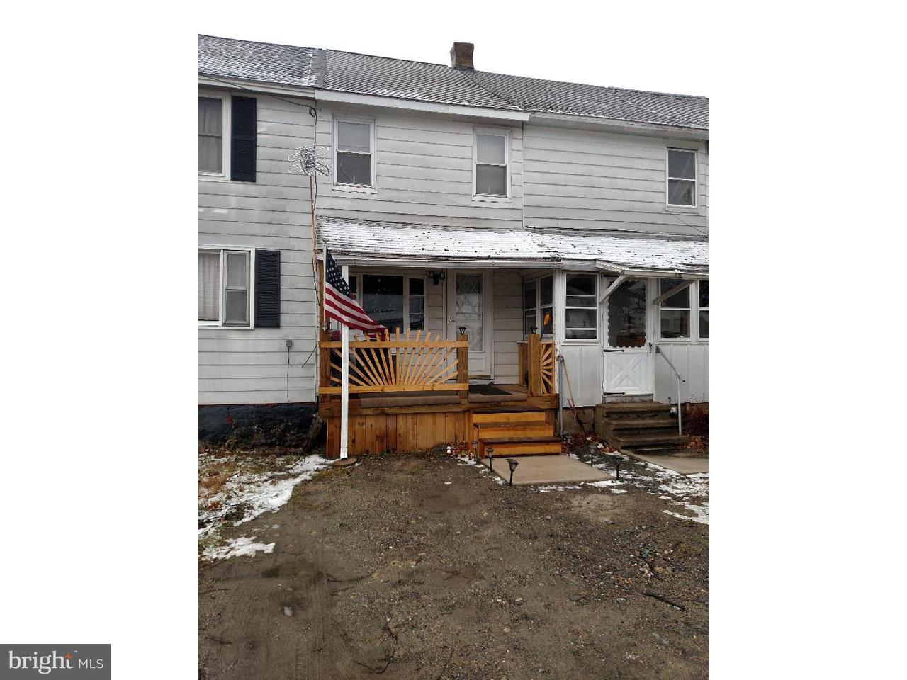 联栋屋 为 销售 在 94 E 3RD Street Oneida, 宾夕法尼亚州 18242 美国