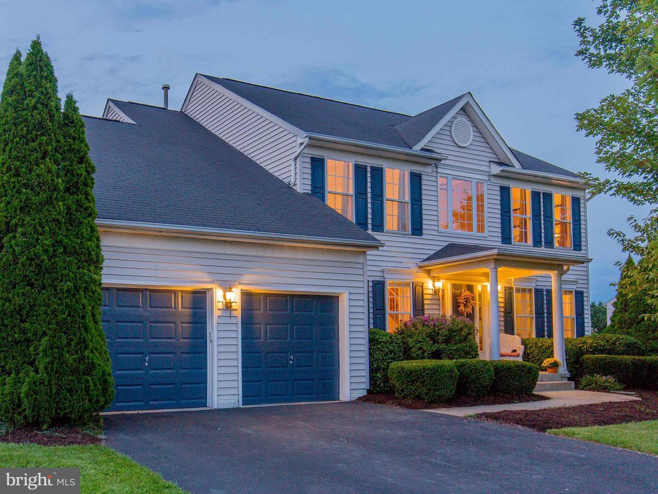 独户住宅 为 销售 在 5930 NORWOOD PL W 5930 NORWOOD PL W Adamstown, 马里兰州 21710 美国