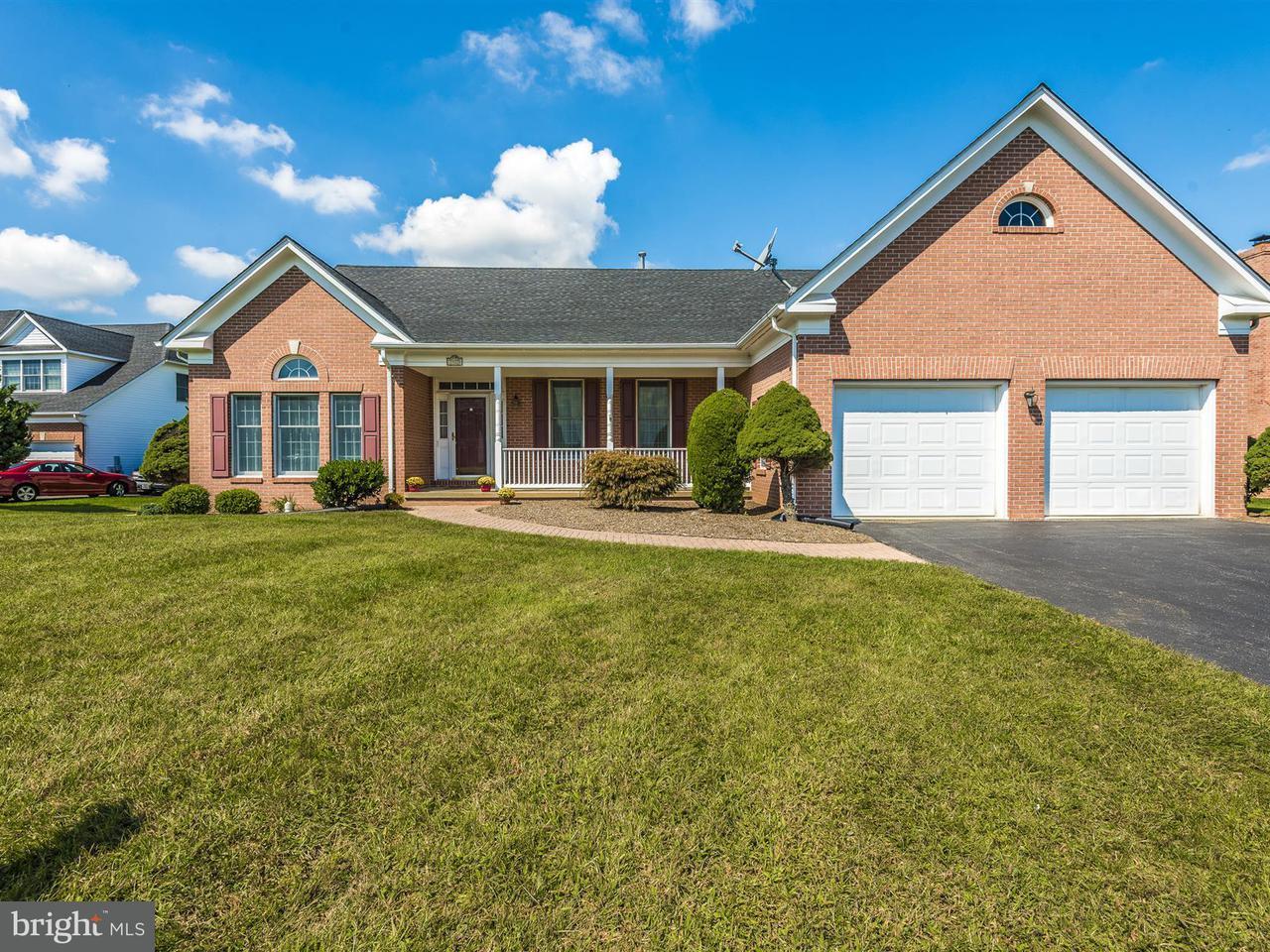 Частный односемейный дом для того Продажа на 3425 TUDOR Drive 3425 TUDOR Drive Adamstown, Мэриленд 21710 Соединенные Штаты