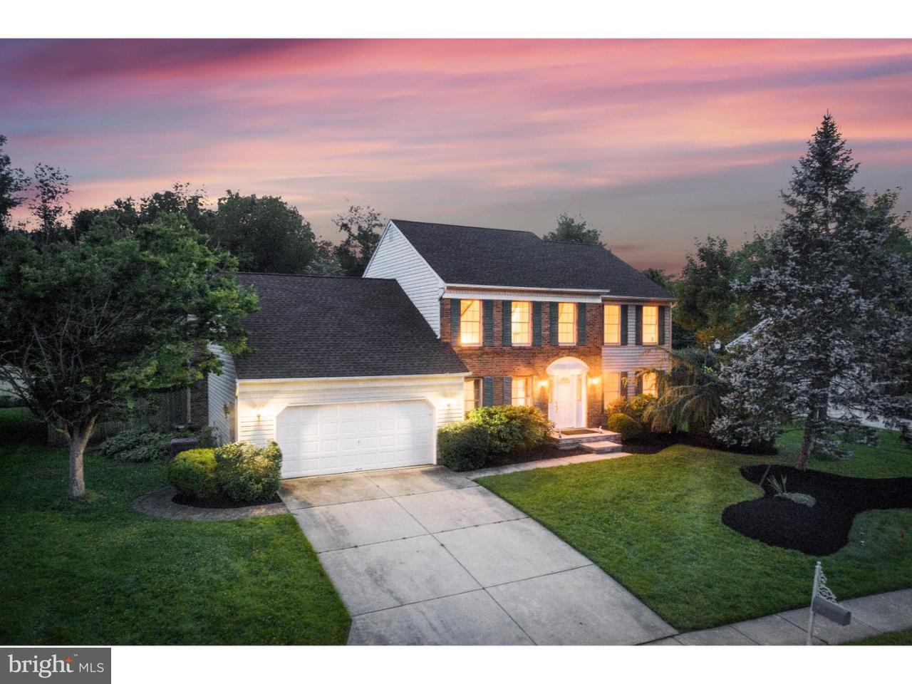 Частный односемейный дом для того Аренда на 45 ABINGTON Road Mount Laurel, Нью-Джерси 08054 Соединенные Штаты