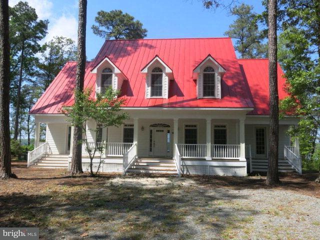 Einfamilienhaus für Verkauf beim 143 LANKFORD Lane 143 LANKFORD Lane Lottsburg, Virginia 22511 Vereinigte Staaten