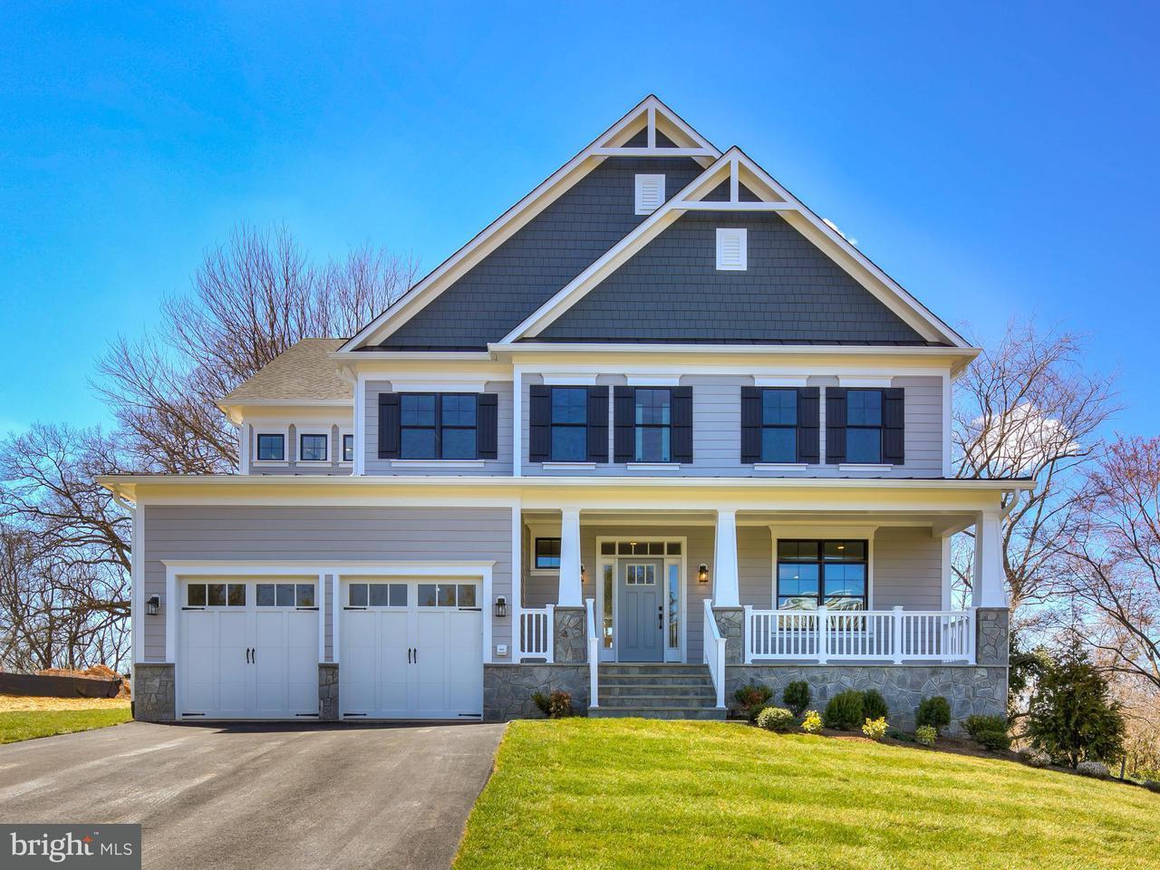 Single Family Home for Sale at 3000 BEECHWOOD Lane 3000 BEECHWOOD Lane Falls Church, Virginia 22042 United States