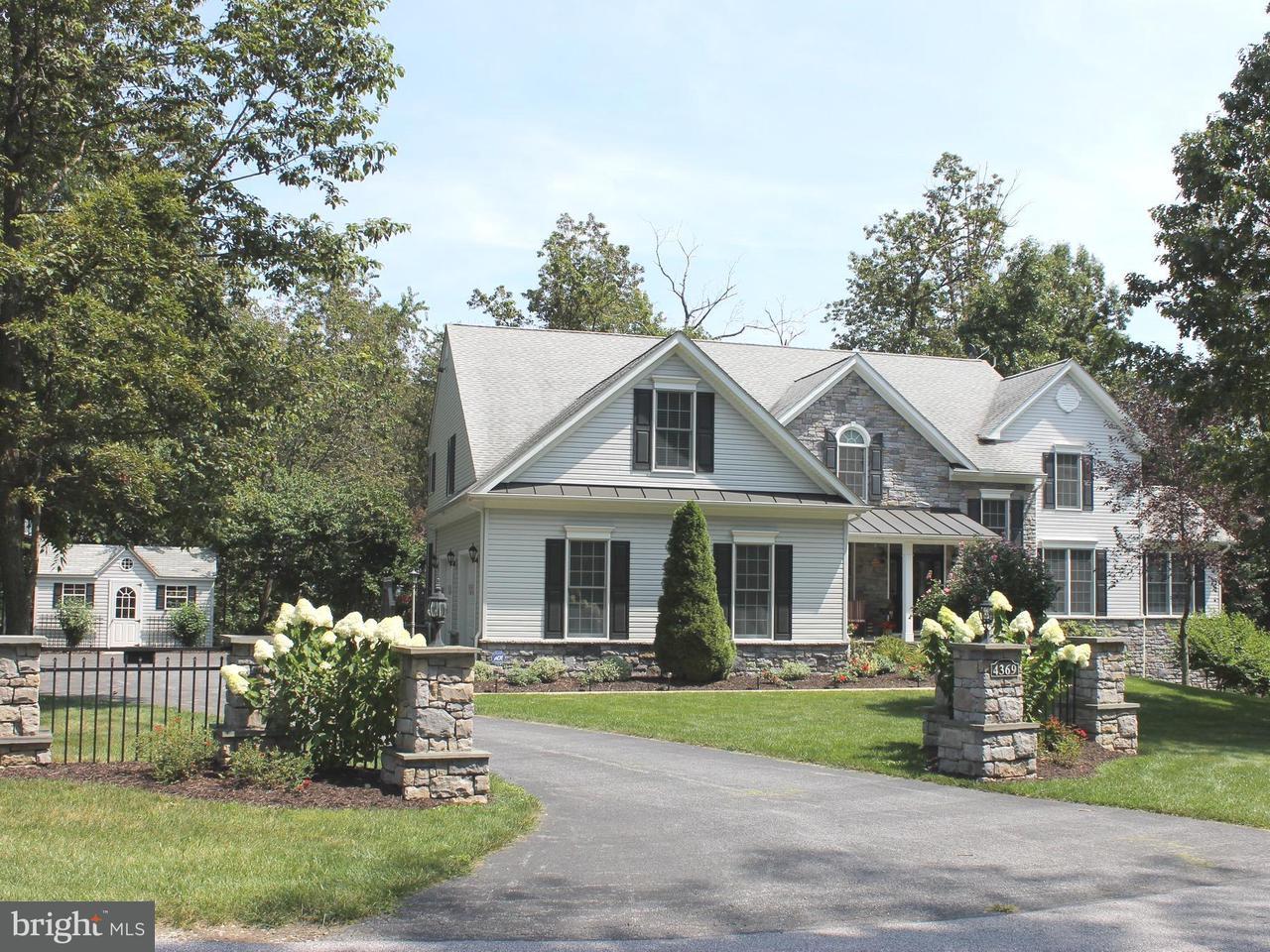Частный односемейный дом для того Продажа на 4369 PARTNERSHIP DR N 4369 PARTNERSHIP DR N Manchester, Мэриленд 21102 Соединенные Штаты