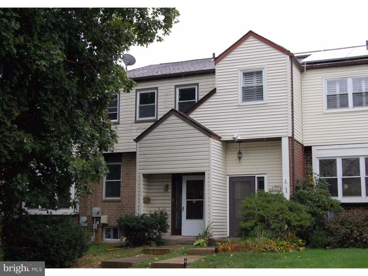 Townhouse for Rent at 266 BIRCH Drive Lafayette Hill, Pennsylvania 19444 United States