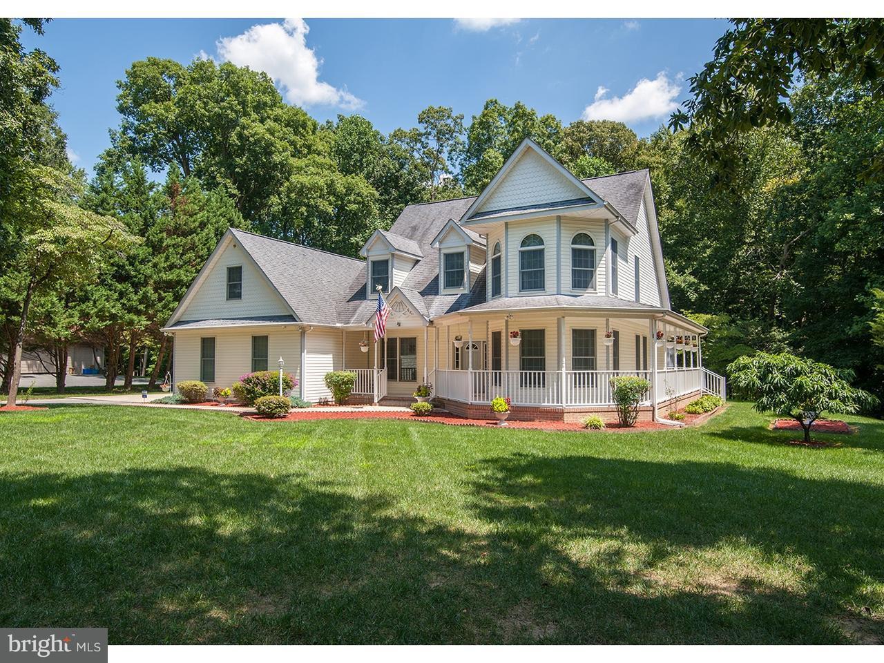Maison unifamiliale pour l Vente à 160 WINNERS Circle Magnolia, Delaware 19962 États-Unis