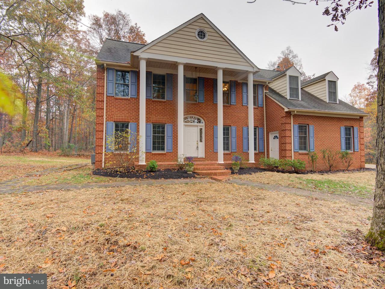Частный односемейный дом для того Продажа на 12884 Thornton Drive 12884 Thornton Drive Catharpin, Виргиния 20143 Соединенные Штаты