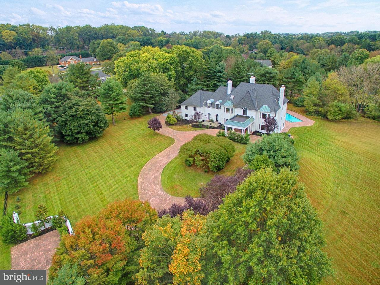 Single Family Home for Sale at 10913 BARN WOOD Lane 10913 BARN WOOD Lane Potomac, Maryland 20854 United States