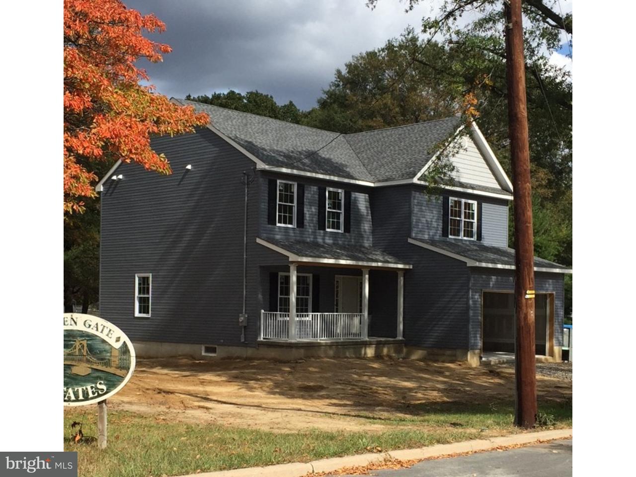 Maison unifamiliale pour l Vente à 86 STREEKER Road North Hanover, New Jersey 08562 États-Unis