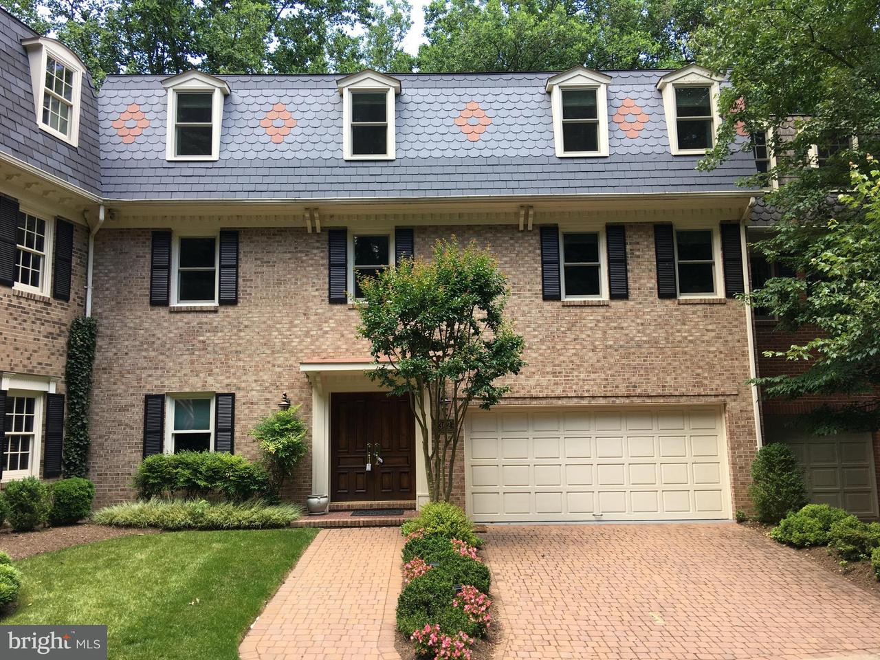 Townhouse for Sale at 1302 SKIPWITH Road 1302 SKIPWITH Road McLean, Virginia 22101 United States