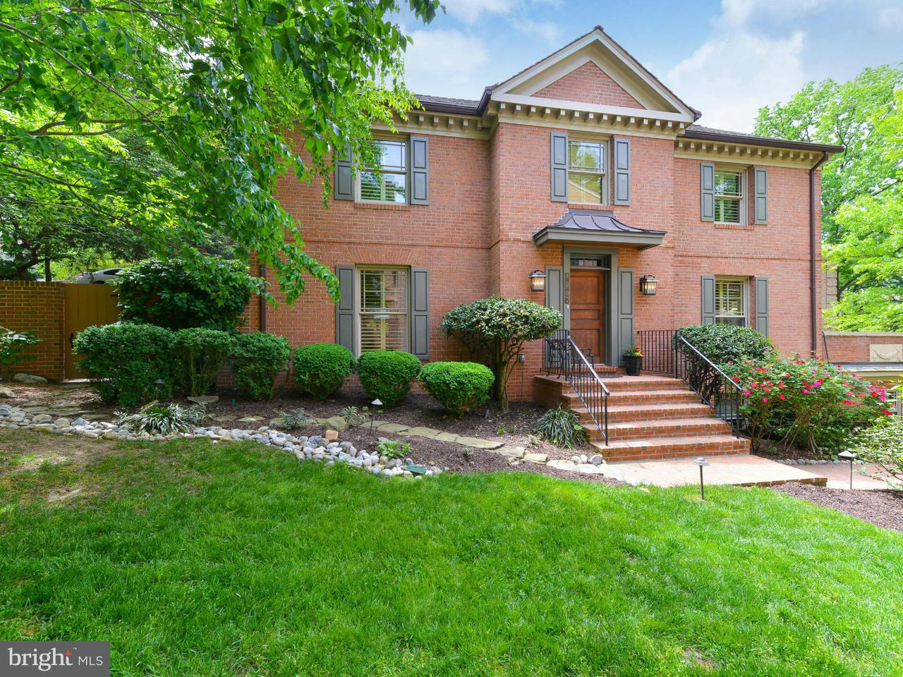 Townhouse for Sale at 1802 24TH ST S 1802 24TH ST S Arlington, Virginia 22202 United States