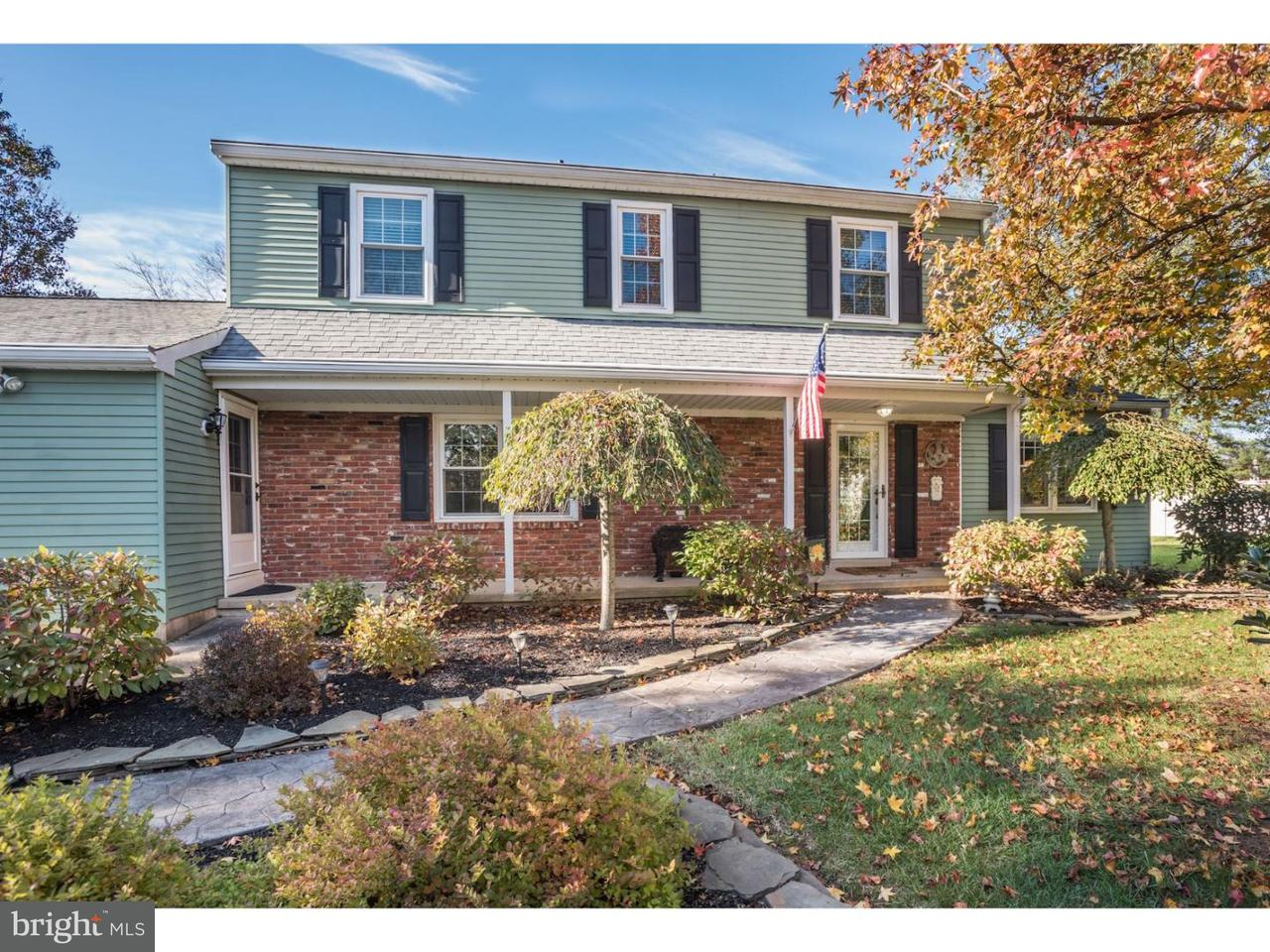 Single Family Home for Sale at 101 COACHMAN Drive Florence, New Jersey 08505 United States