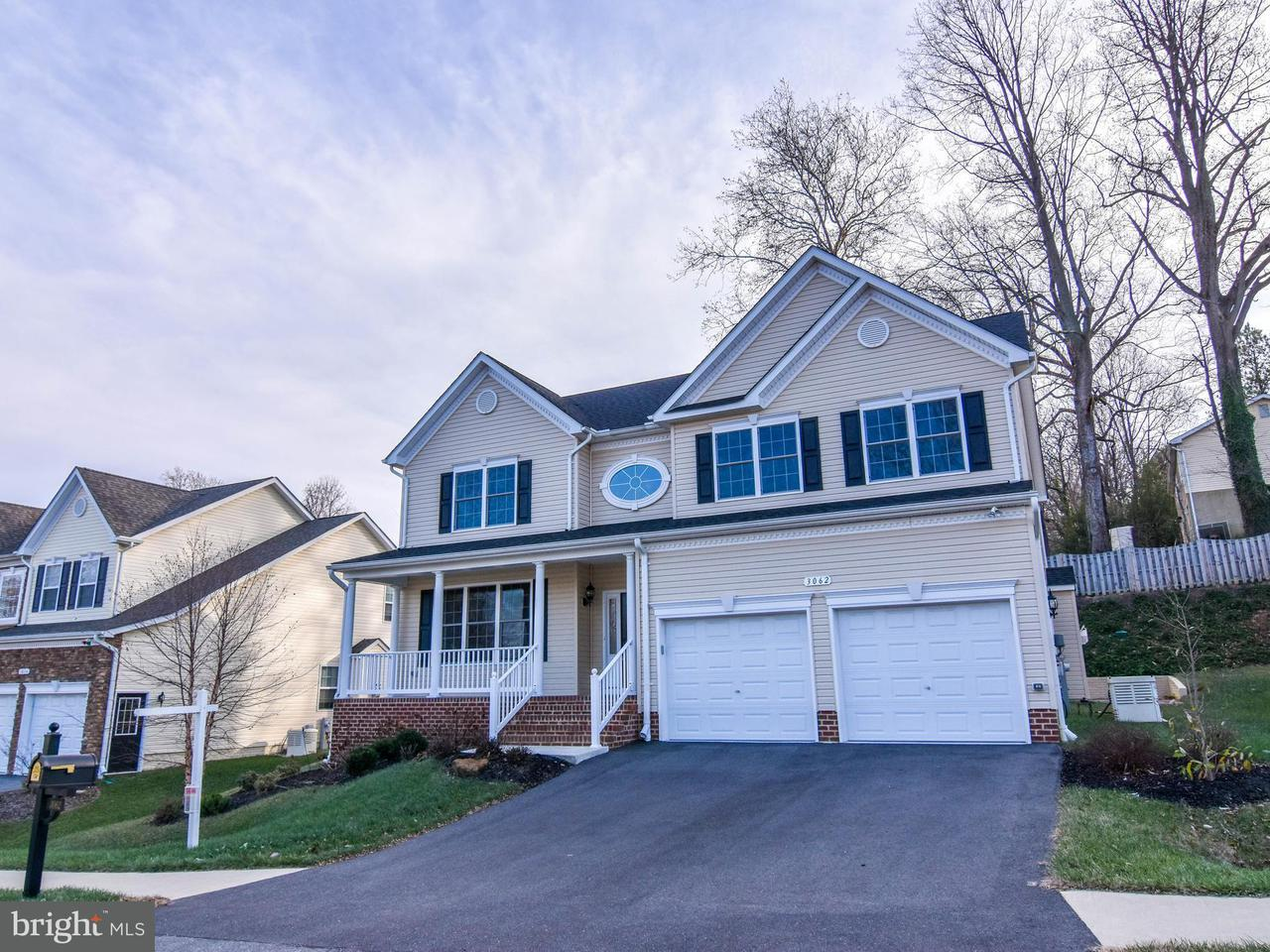 Single Family Home for Sale at 3062 LAWRIN Court 3062 LAWRIN Court Chesapeake Beach, Maryland 20732 United States