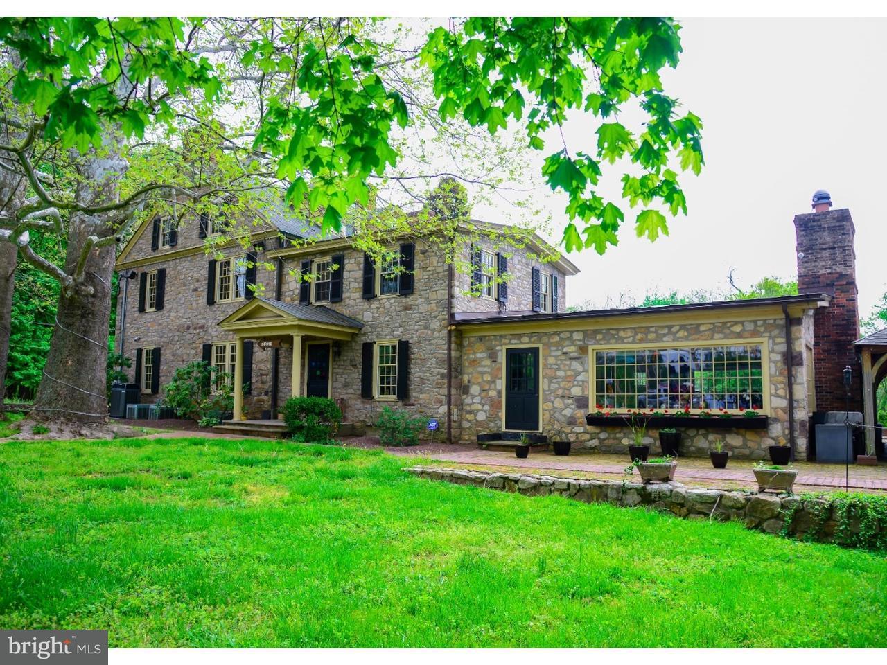 Maison unifamiliale pour l Vente à 760 NEWTOWN Road Langhorne, Pennsylvanie 19047 États-Unis