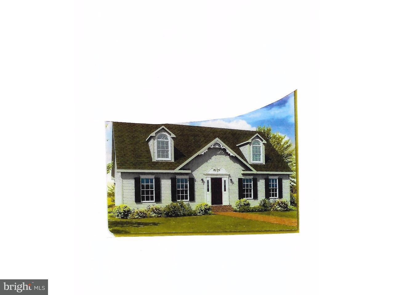 Maison unifamiliale pour l Vente à 24 S CENTRAL Avenue Cedar Brook, New Jersey 08081 États-Unis