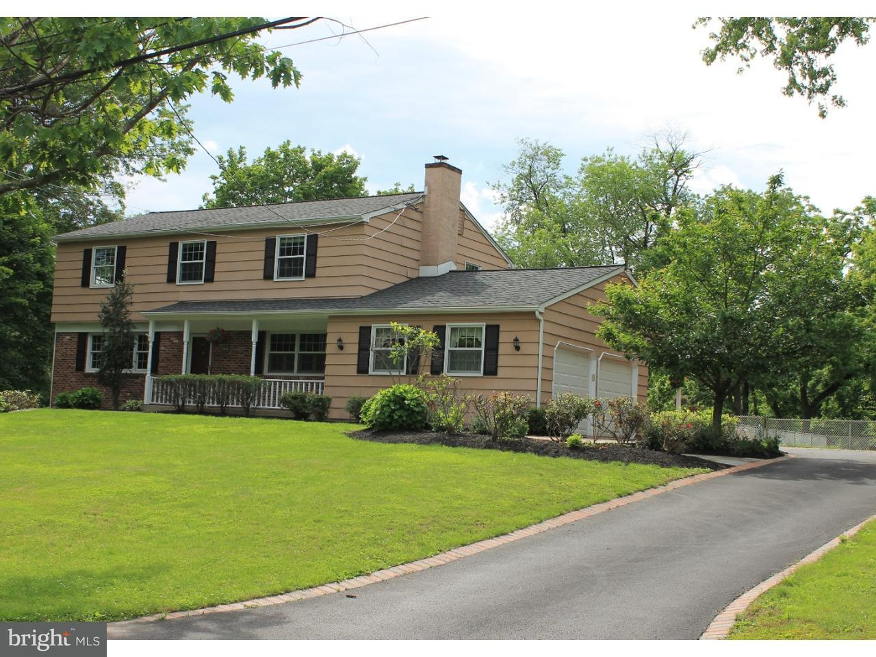 Single Family Home for Rent at 90 PEBBLE VALLEY Drive Doylestown, Pennsylvania 18901 United States