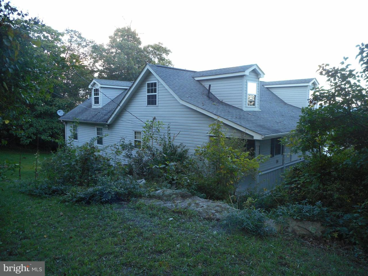 Single Family for Sale at 1499 Sparrow Hill Rd Bloomery, West Virginia 26817 United States
