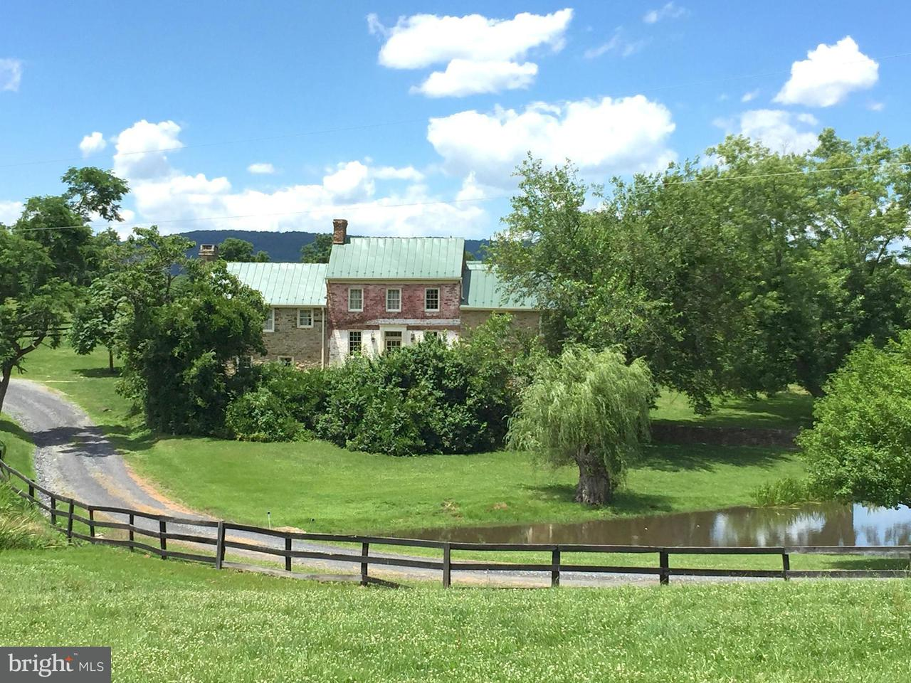 Single Family for Sale at 20597 Furr Rd Round Hill, Virginia 20141 United States