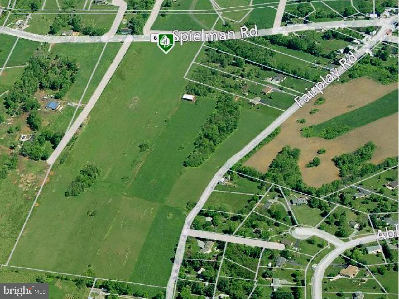 土地 為 出售 在 SPIELMAN Road SPIELMAN Road Fairplay, 馬里蘭州 21733 美國