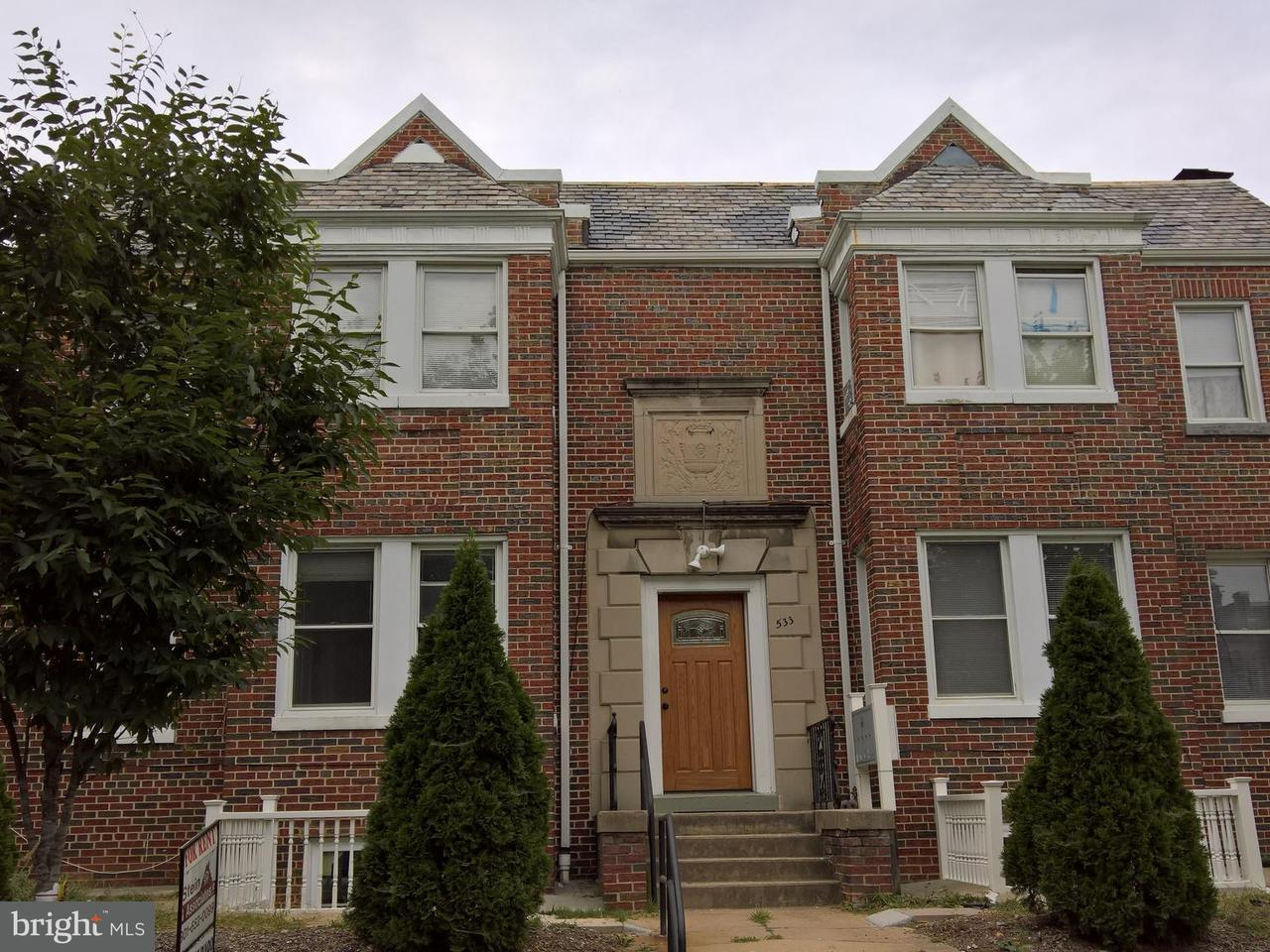 Multi-Family Home for Sale at 533 Peabody St Nw 533 Peabody St Nw Washington, District Of Columbia 20011 United States