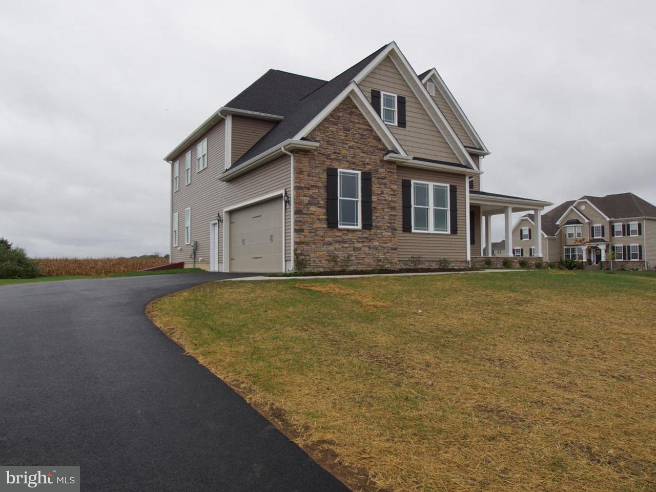 Enfamiljshus för Försäljning vid 18 REDMOND Lane Camden Wyoming, Delaware 19934 Usa