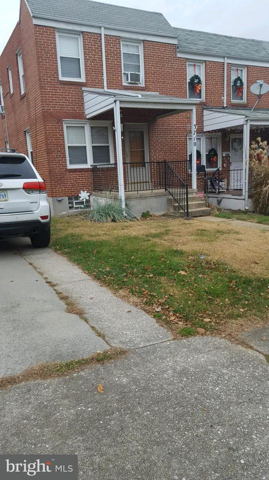 Single Family for Sale at 3710 Greenvale Rd Baltimore, Maryland 21229 United States