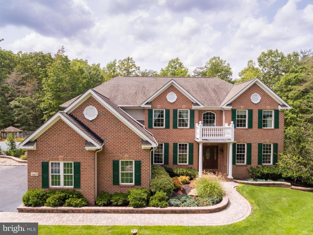 Maison unifamiliale pour l Vente à 242 CONSTANT Avenue 242 CONSTANT Avenue Severn, Maryland 21144 États-Unis