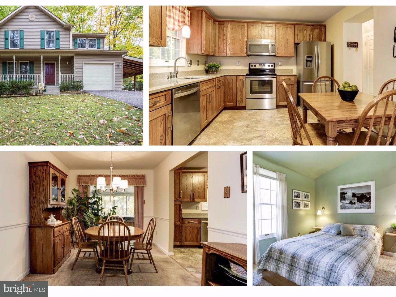 Single Family for Sale at 11825 Warner Rd Keymar, Maryland 21757 United States