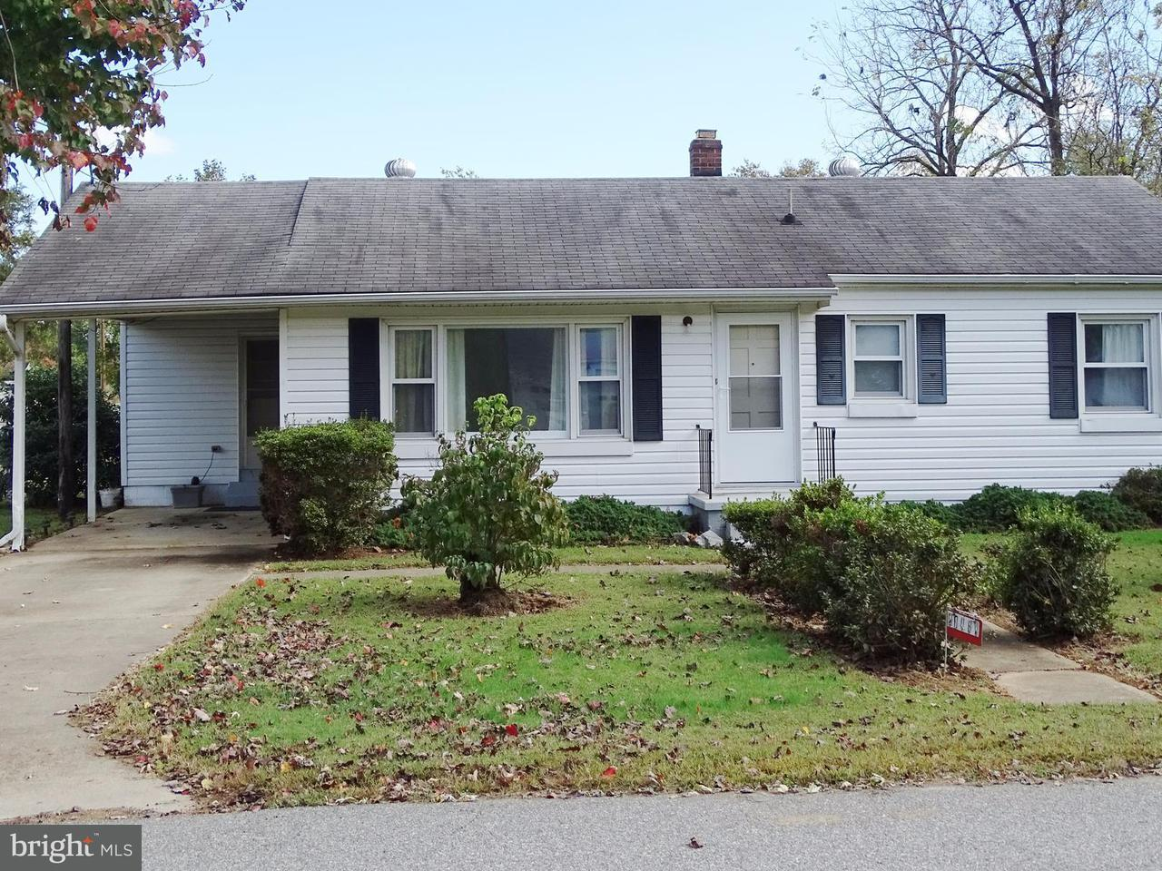 Single Family for Sale at 26062 Townfield Dr Port Royal, Virginia 22535 United States