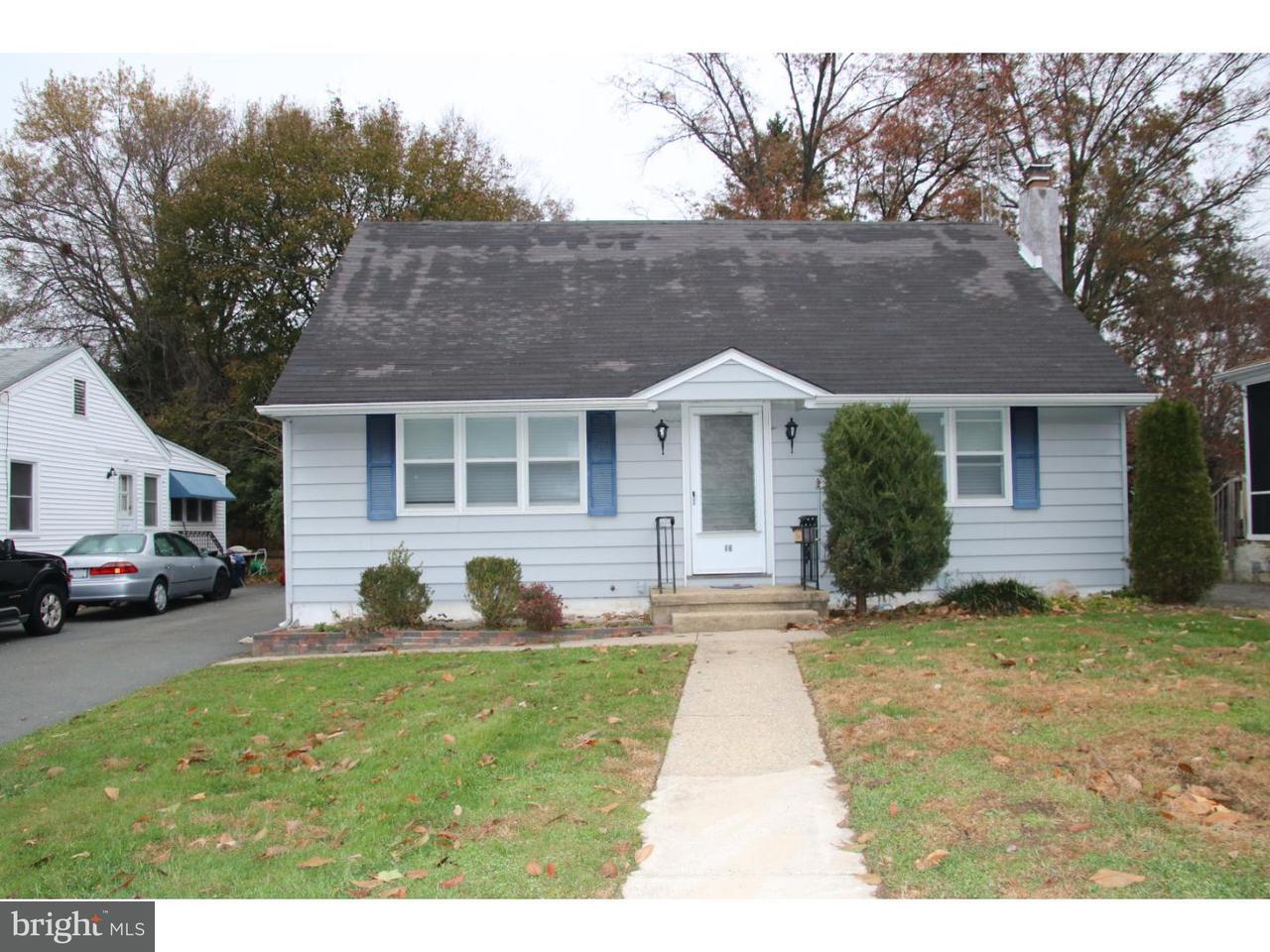 Частный односемейный дом для того Аренда на 18 STEINWAY Avenue Ewing, Нью-Джерси 08618 Соединенные ШтатыВ/Около: Ewing Township