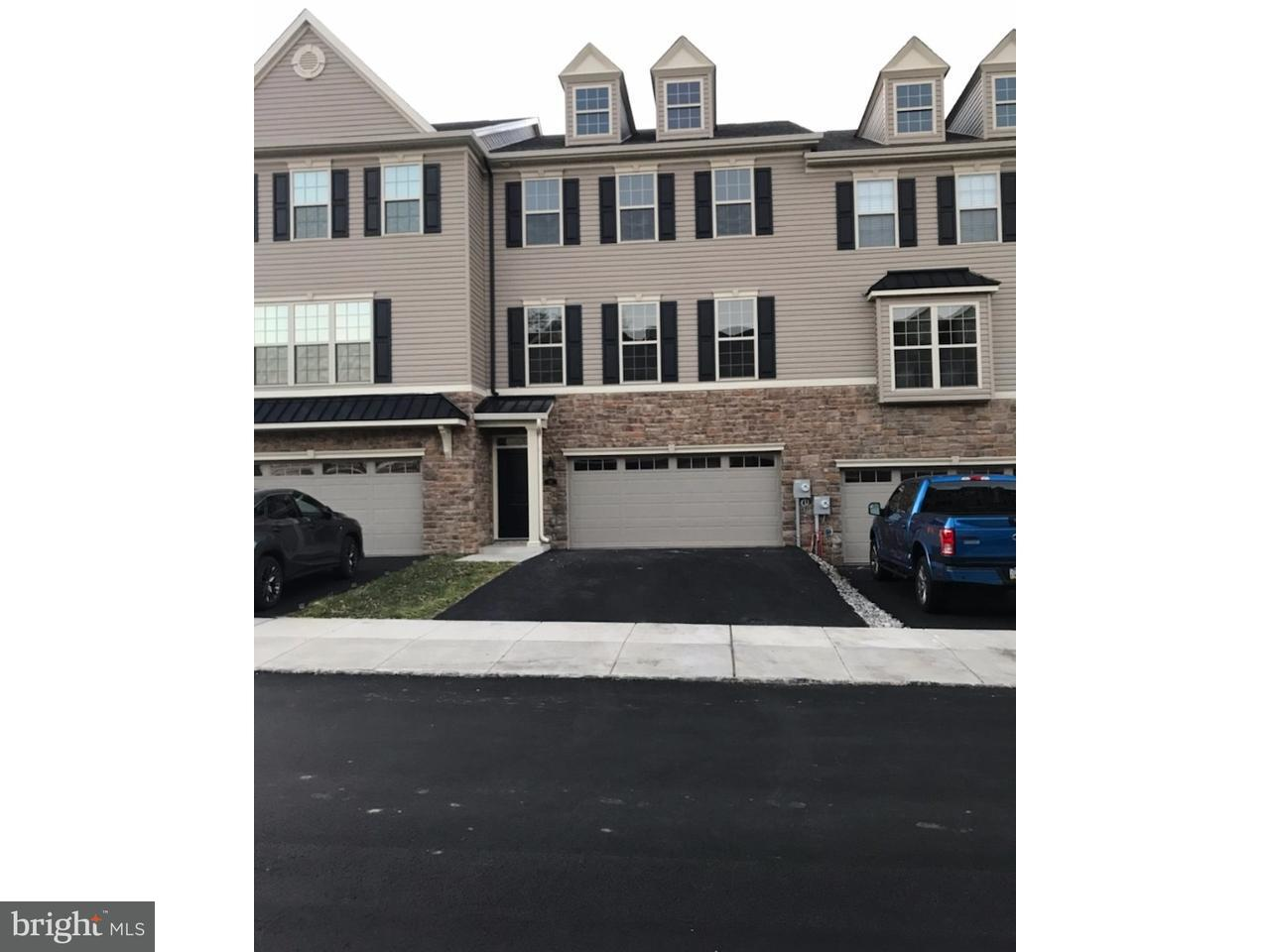 Townhouse for Sale at 110 PlaceATT Place Feasterville, Pennsylvania 19053 United States