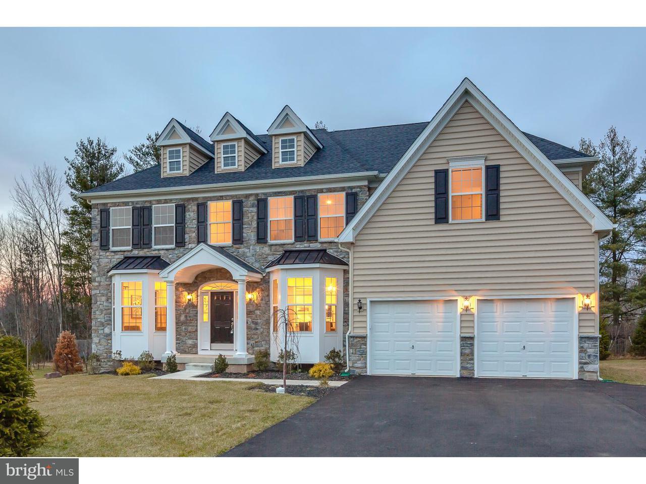 Частный односемейный дом для того Продажа на 2535 CINDY Lane Warrington, Пенсильвания 18976 Соединенные Штаты