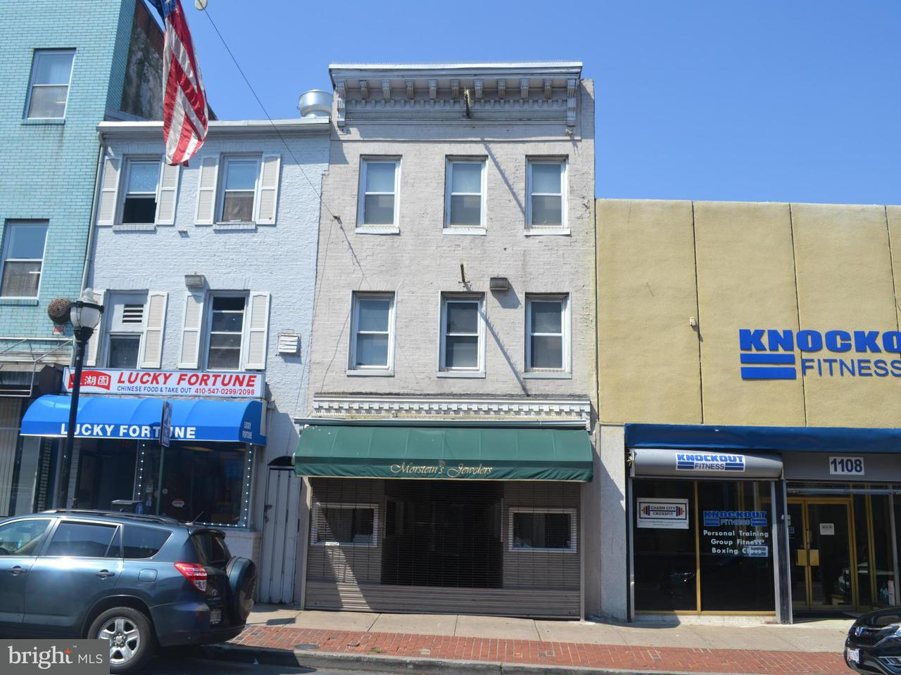 Other Residential for Rent at 1114 Light St Baltimore, Maryland 21230 United States