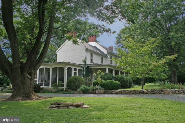 Farm for Sale at 19606 TELEGRAPH SPRINGS Road 19606 TELEGRAPH SPRINGS Road Purcellville, Virginia 20132 United States