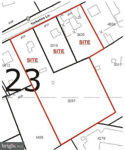 Land for Sale at 8311 Yorkshire Lane 8311 Yorkshire Lane Manassas, Virginia 20111 United States