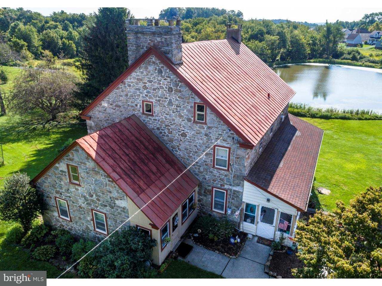 Casa Unifamiliar por un Venta en 670 BIRCHRUN Road Chester Springs, Pennsylvania 19425 Estados Unidos