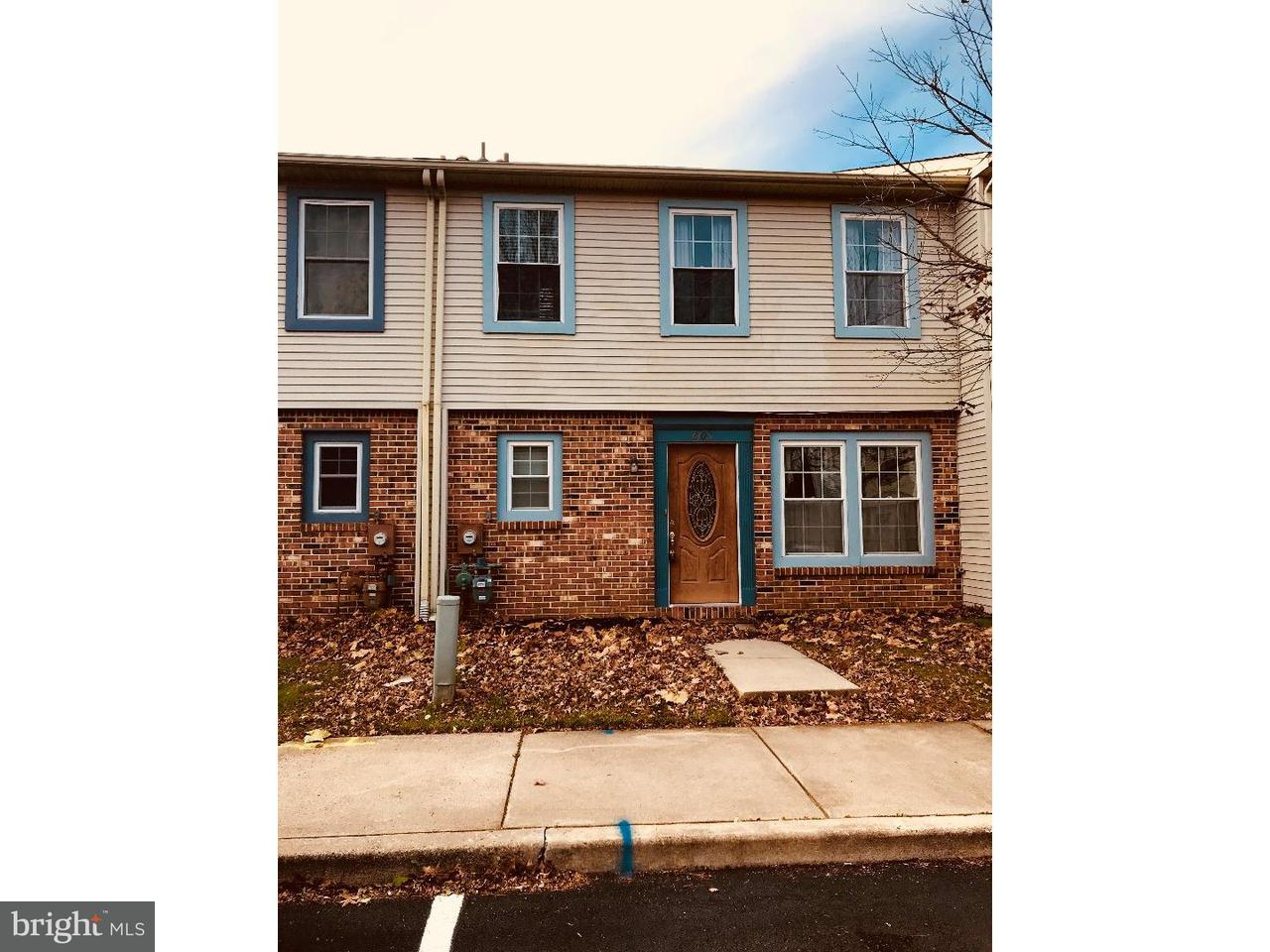Townhouse for Rent at 6103 REDHAVEN Drive Evesham Twp, New Jersey 08053 United States