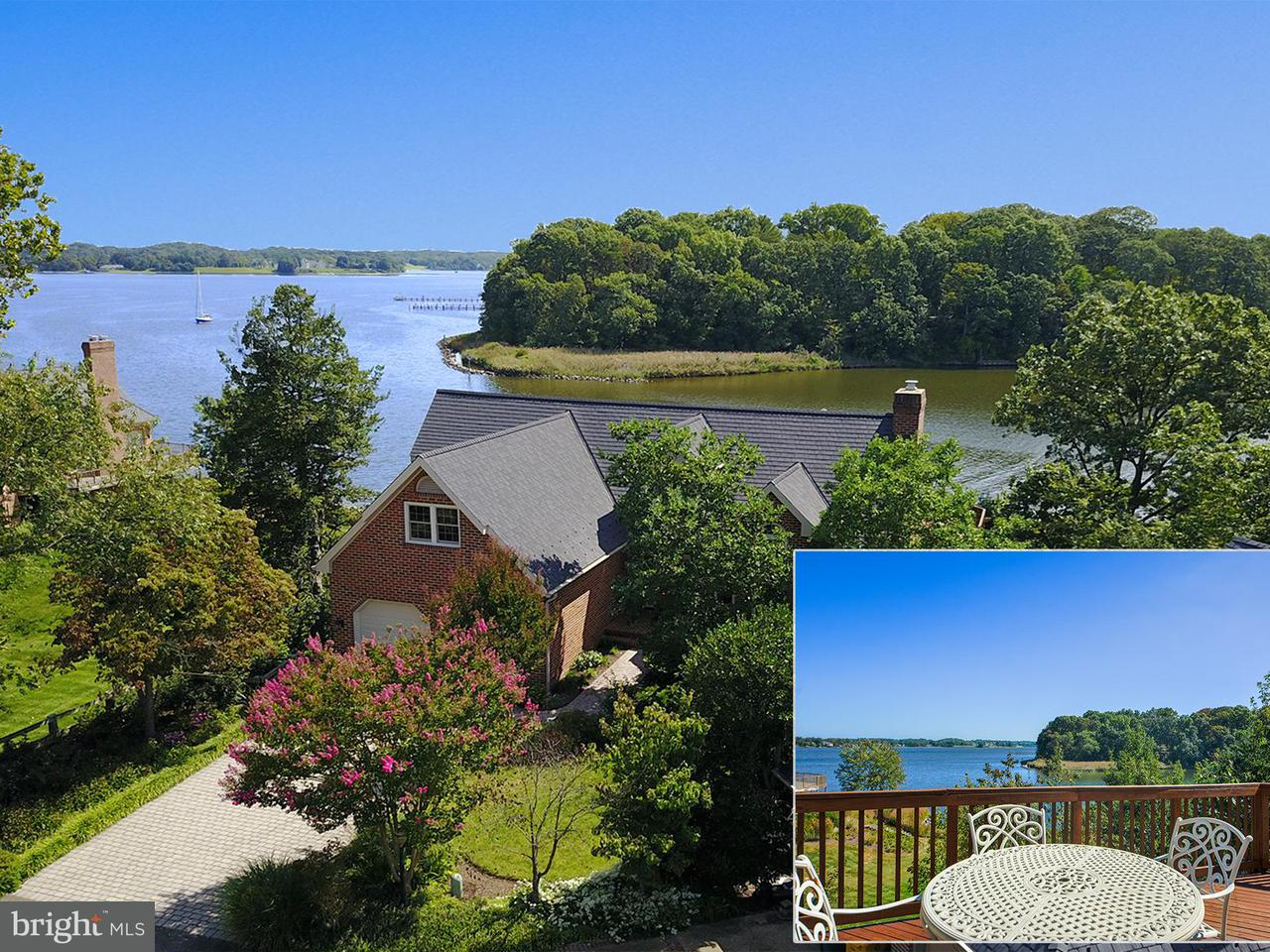 Casa Unifamiliar por un Venta en 960 S RIVER LANDING RD #960 960 S RIVER LANDING RD #960 Edgewater, Maryland 21037 Estados Unidos