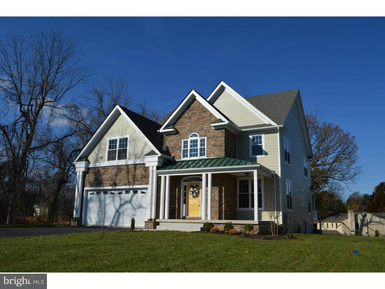 Single Family Home for Sale at 109 FOX HOLLOW Lane Broomall, Pennsylvania 19008 United States