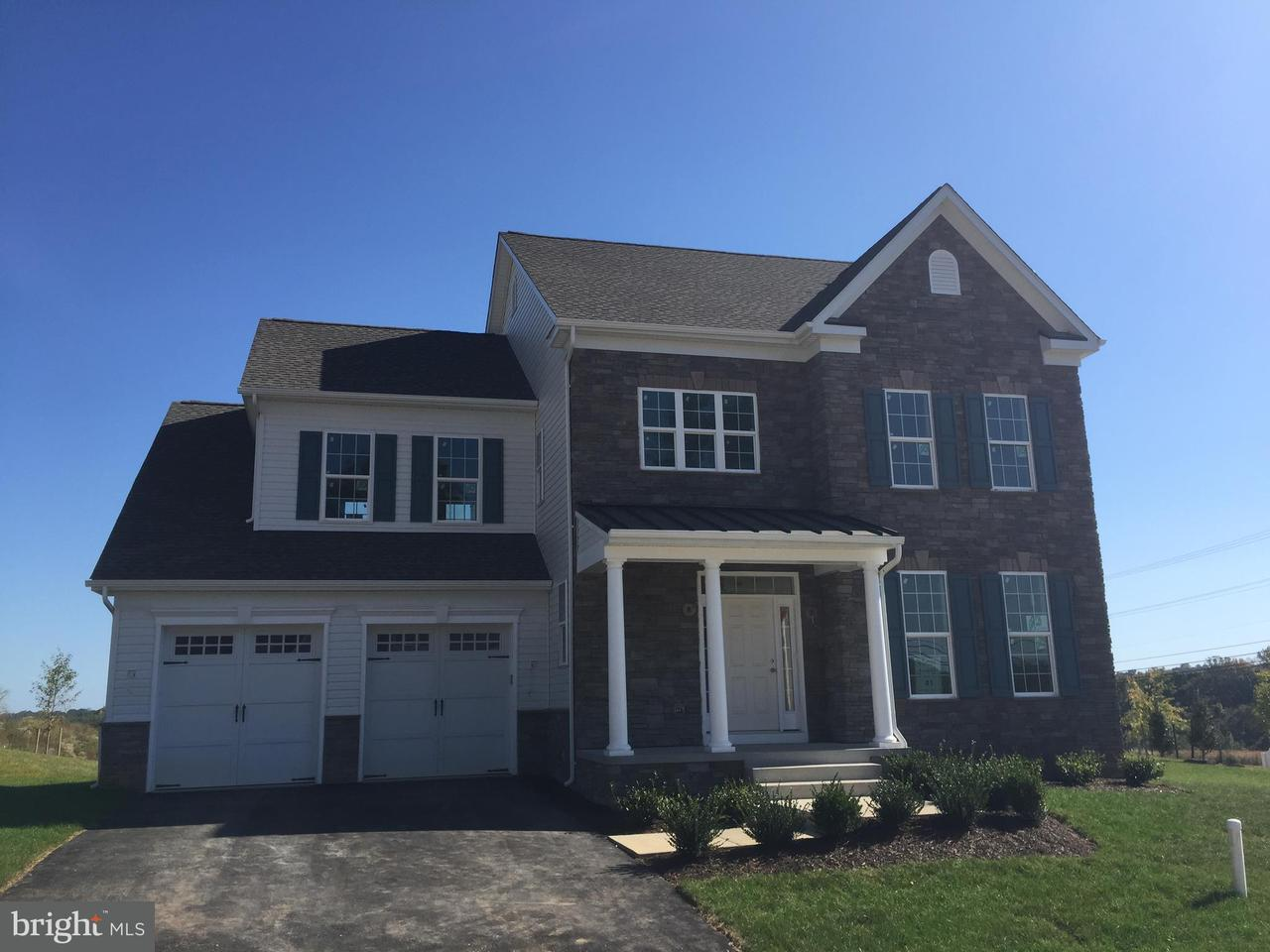 Vivienda unifamiliar por un Venta en 10801 WHITE TRILLIUM Road 10801 WHITE TRILLIUM Road Perry Hall, Maryland 21128 Estados Unidos