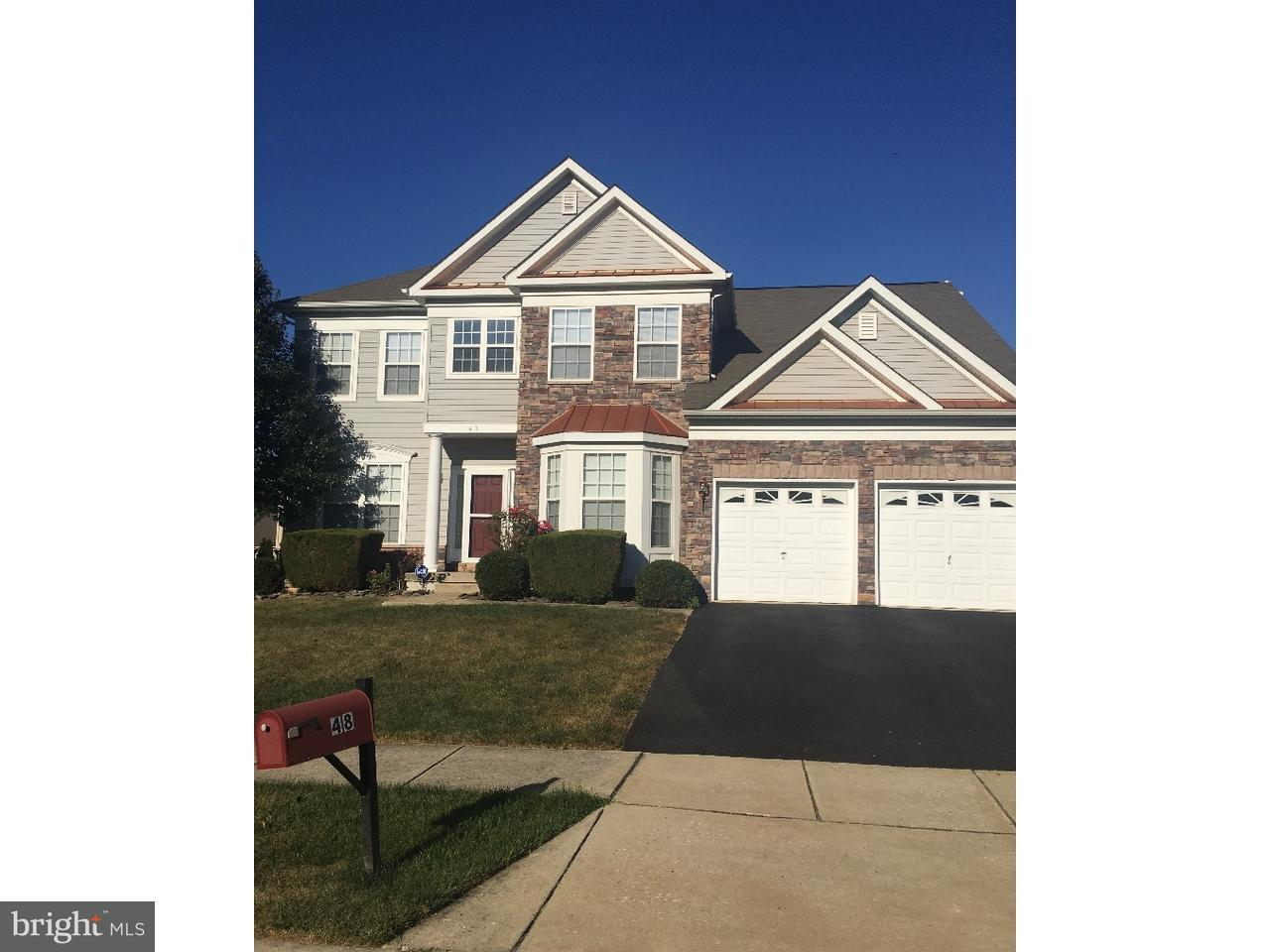 Single Family Home for Rent at 48 CALVARESE Drive Bear, Delaware 19701 United States