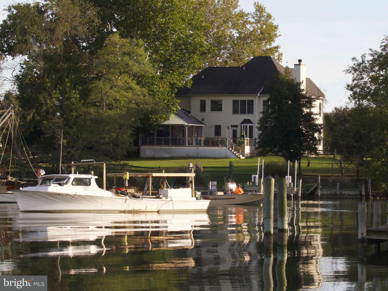 Частный односемейный дом для того Продажа на 239 MATAPEX PLANTATION Lane 239 MATAPEX PLANTATION Lane Stevensville, Мэриленд 21666 Соединенные Штаты