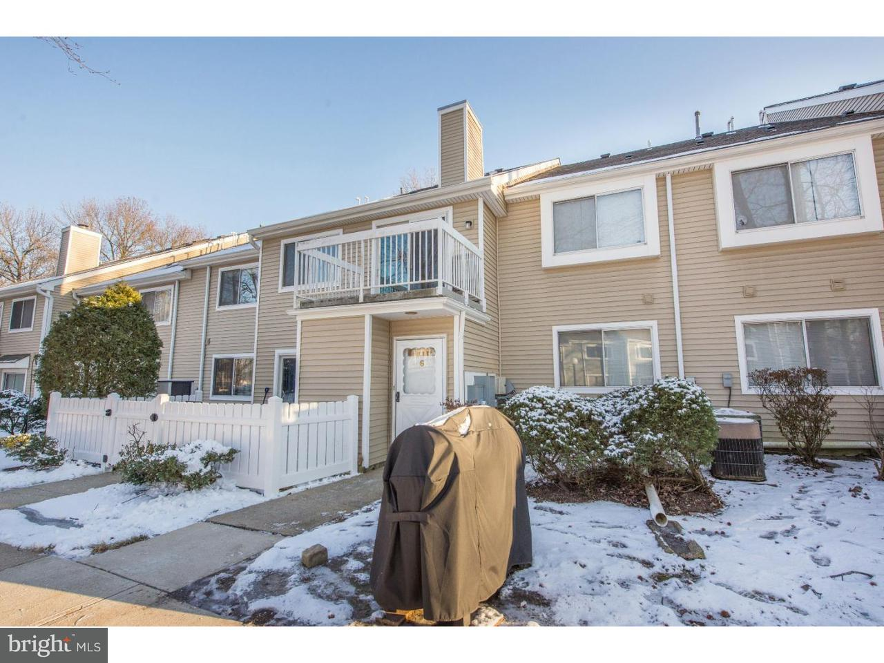 Townhouse for Sale at 6 ARROWWOOD Lane Monmouth Junction, New Jersey 08852 United StatesMunicipality: South Brunswick Township