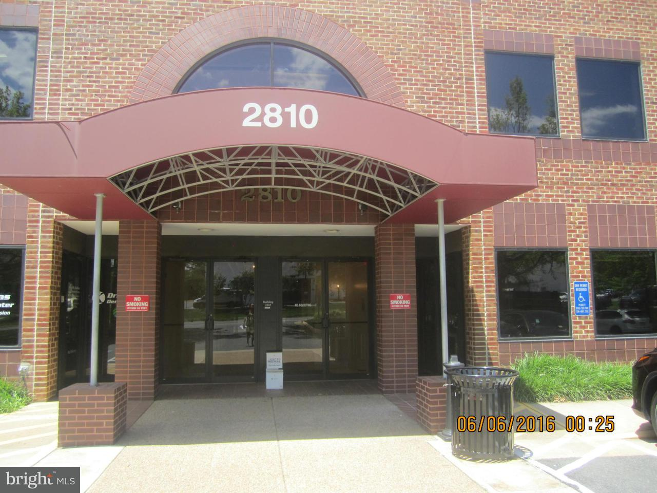 Commercial for Sale at 2810 OLD LEE HWY #245 2810 OLD LEE HWY #245 Fairfax, Virginia 22031 United States