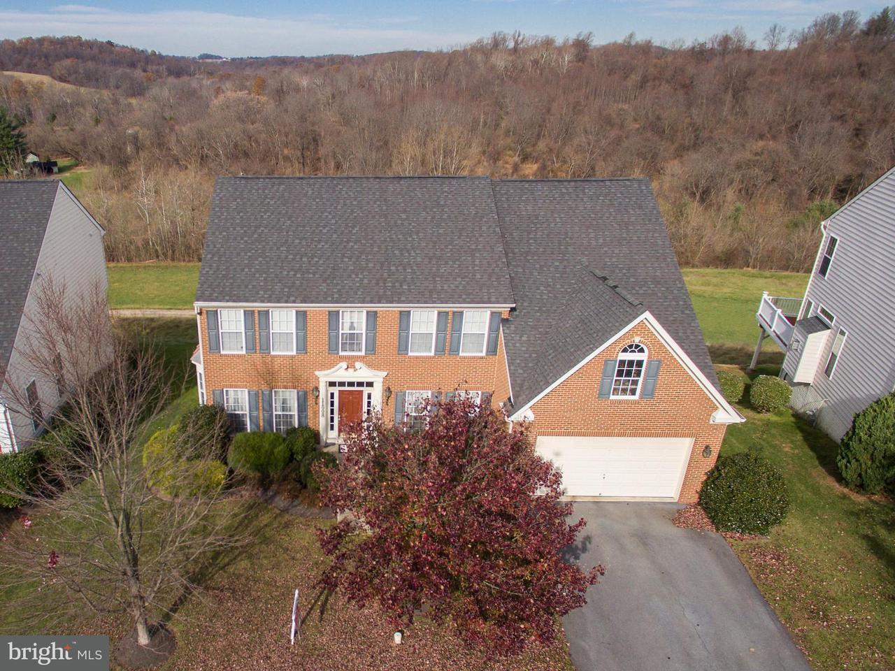Casa Unifamiliar por un Venta en 11008 COUNTRY CLUB Road 11008 COUNTRY CLUB Road New Market, Maryland 21774 Estados Unidos